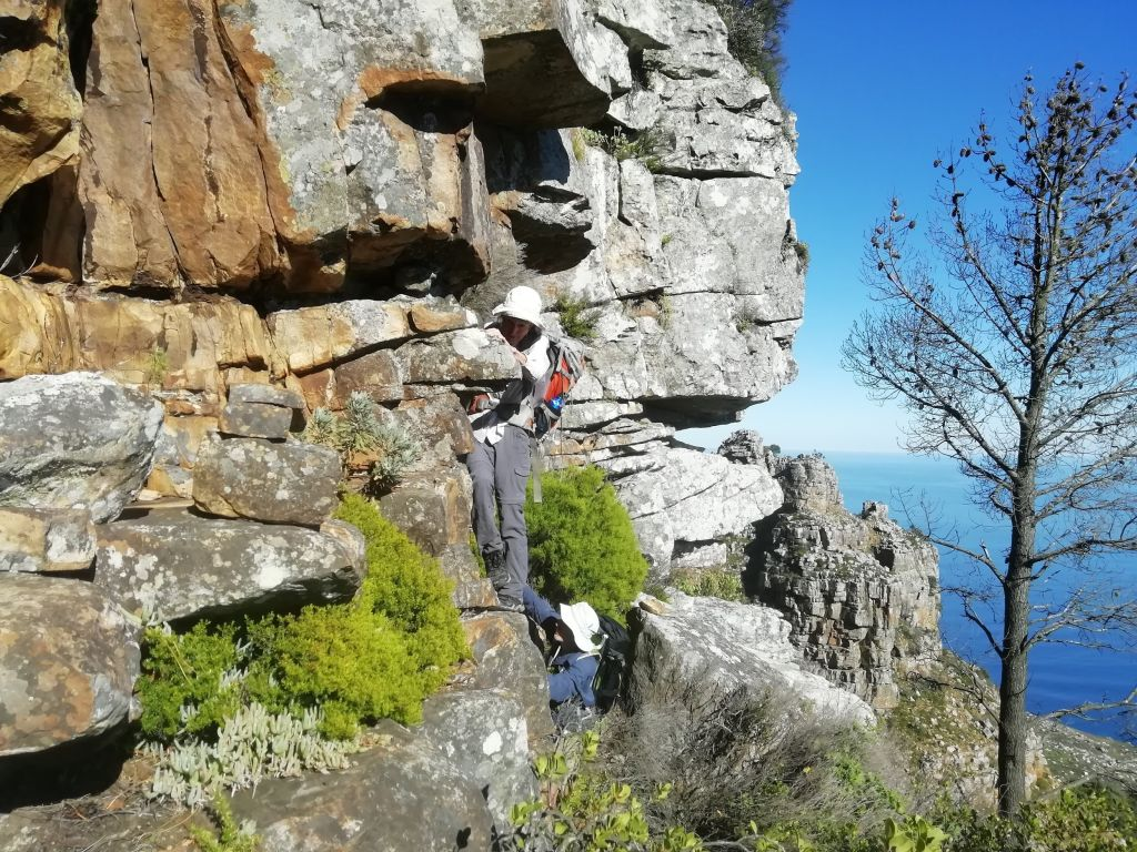 Pimple Traverse – Table Mountain