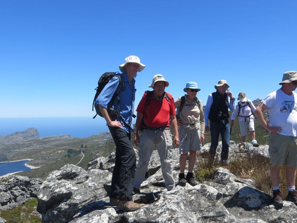Junction Peak scramble – Table Mountain