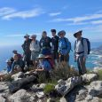 our 7th summit - Grove Buttress