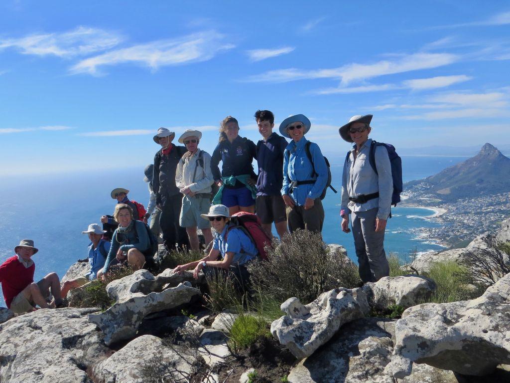 Table Mountain – 7 Apostles