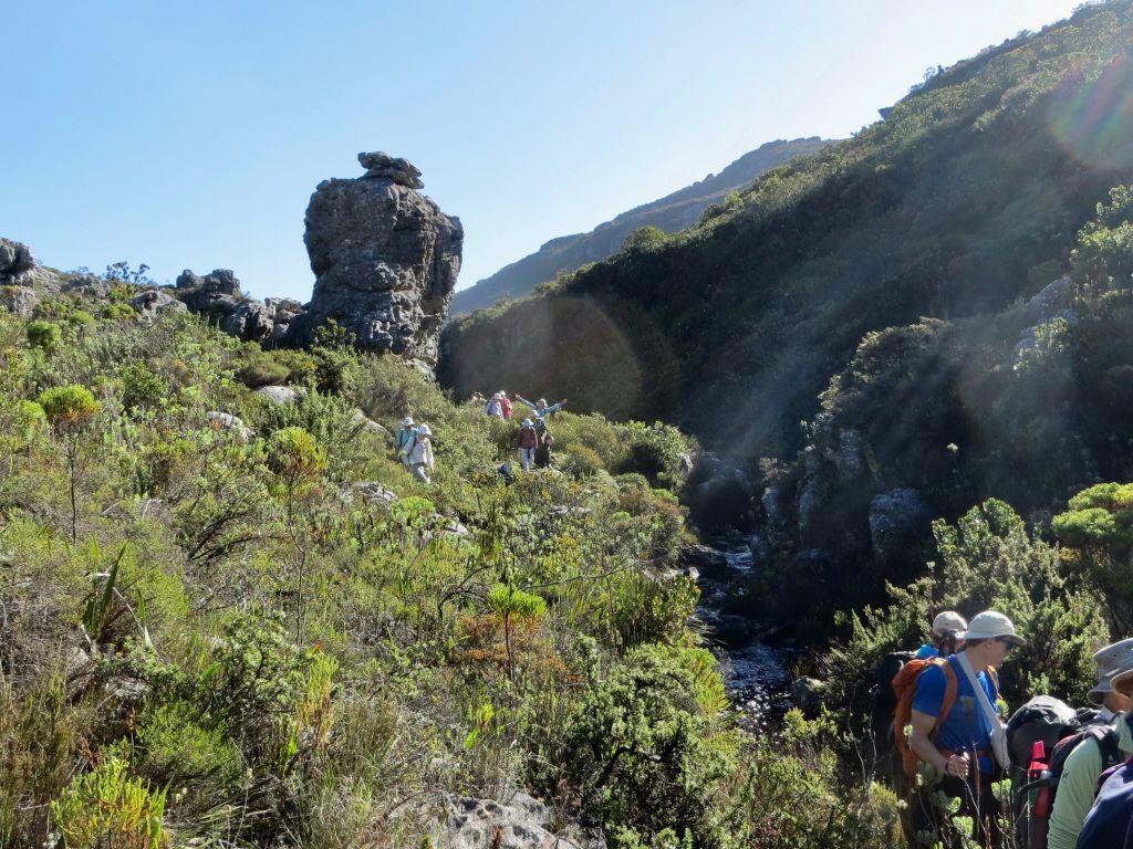 Table Mountain – Seven Valleys