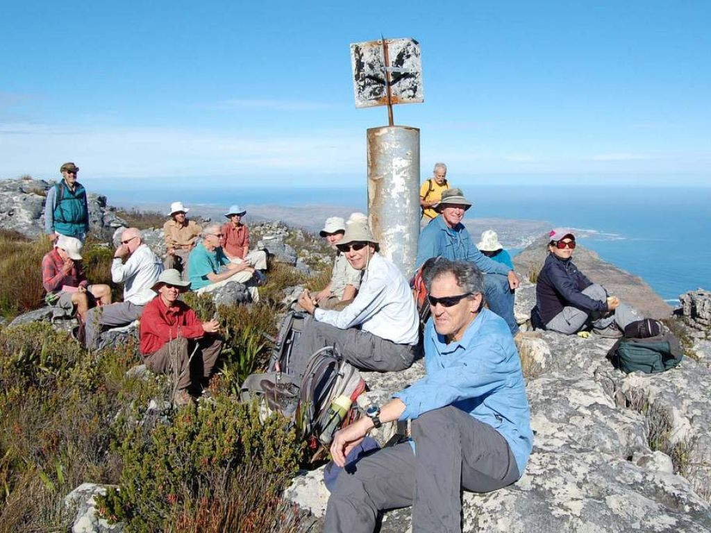 Constantiaberg NW Ridge