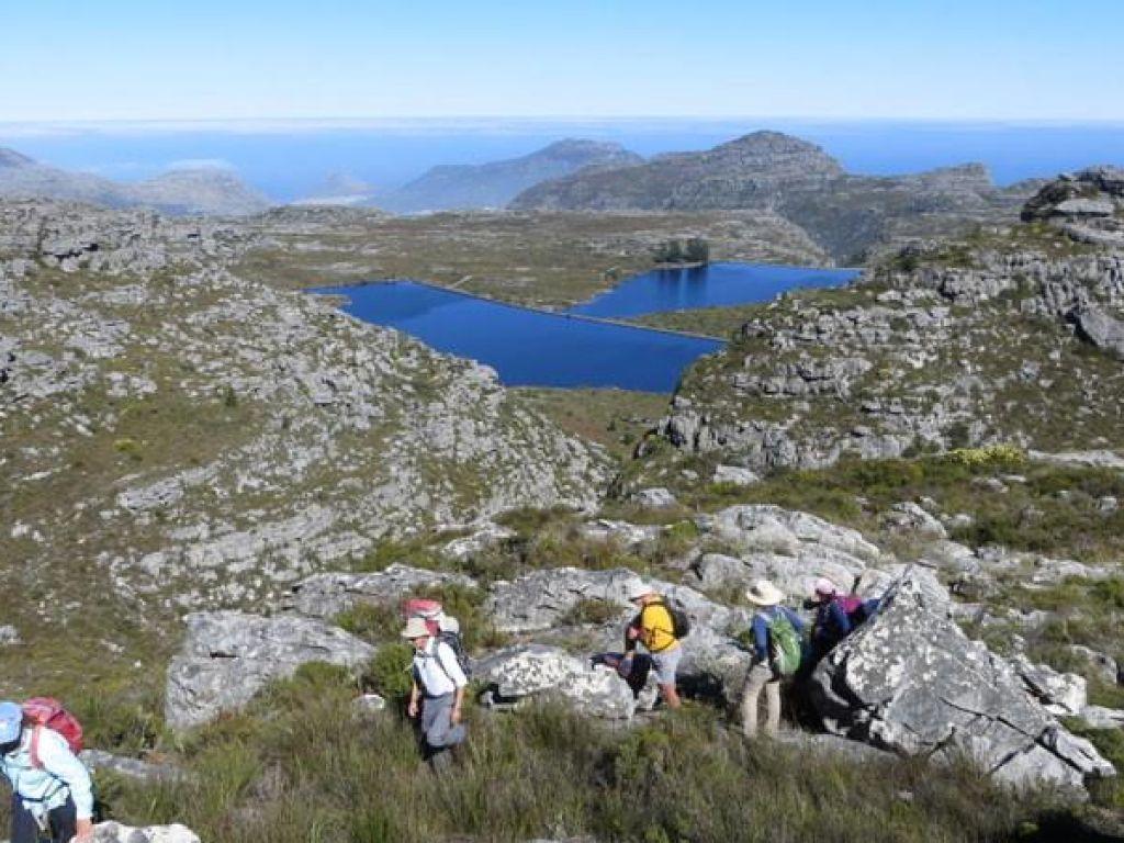 Table Mountain Three Summits