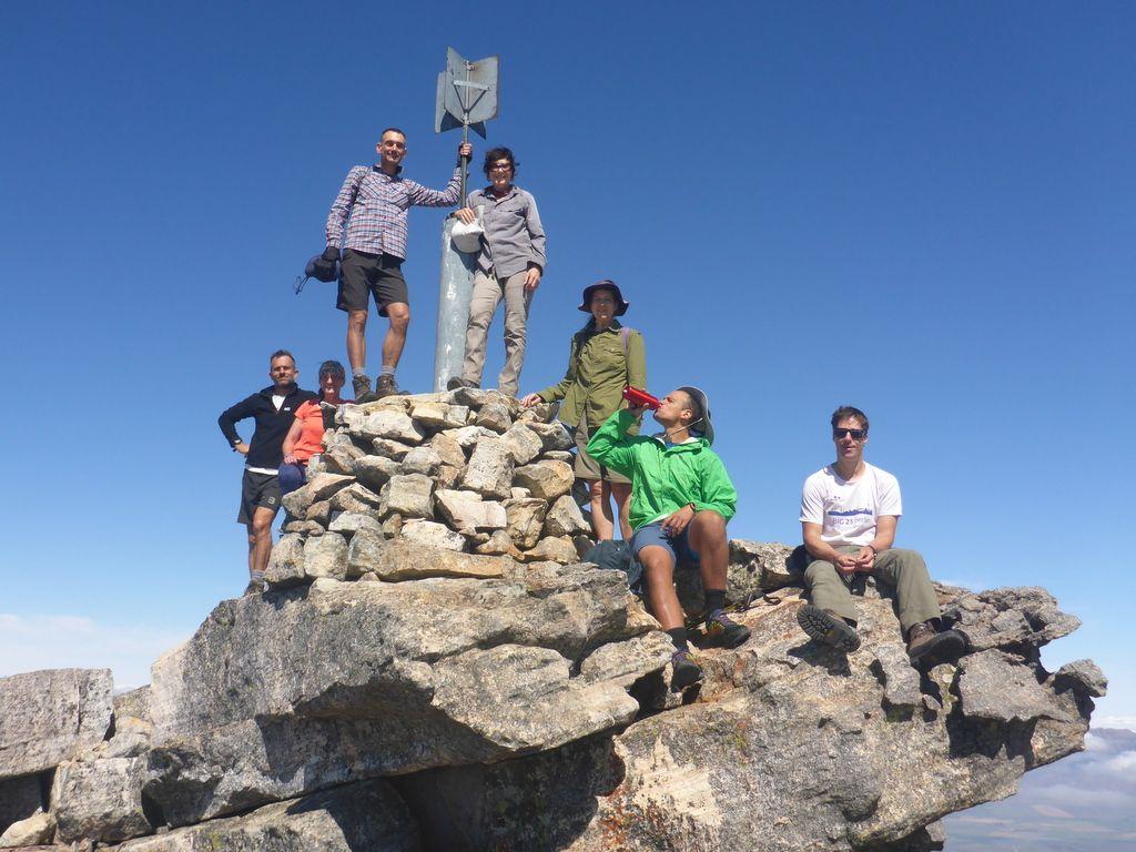 Bokkeveld Sneeukop (2070 metres)