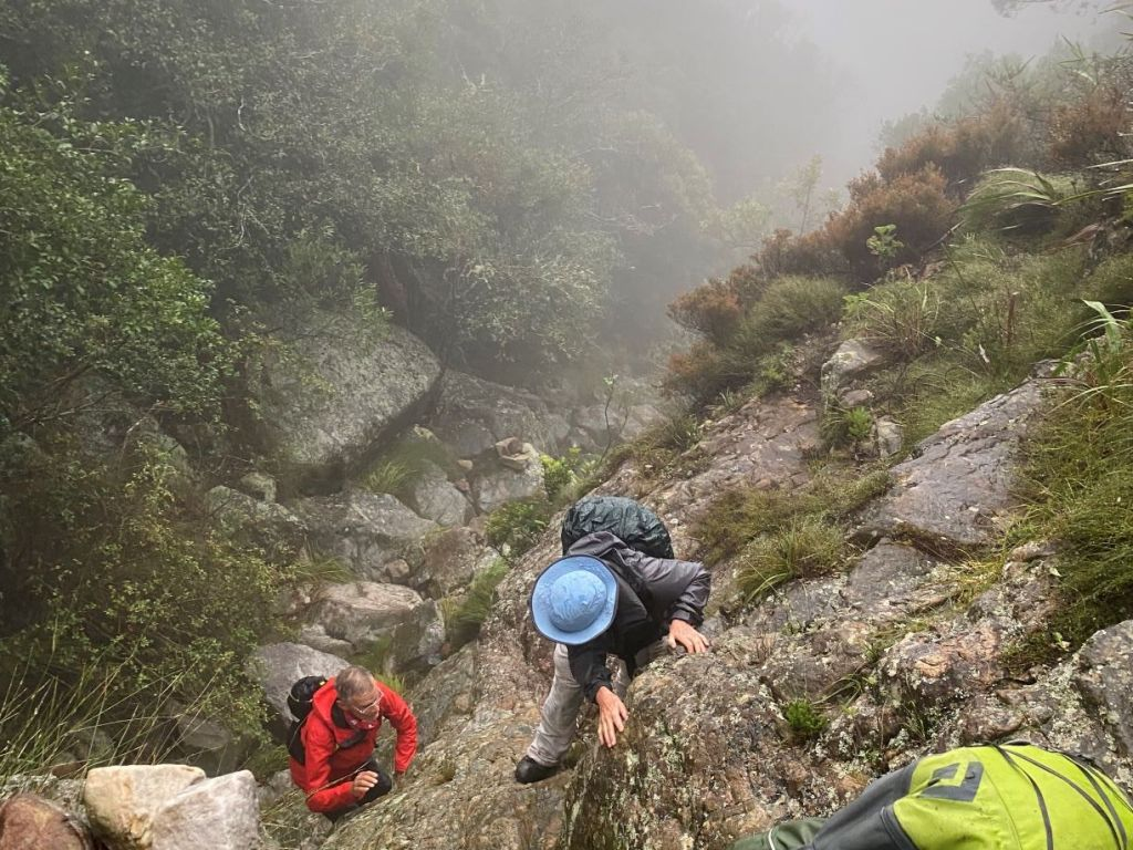 Blinkwater Ravine – Table Mountain