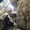 Negotiating the rock passages
