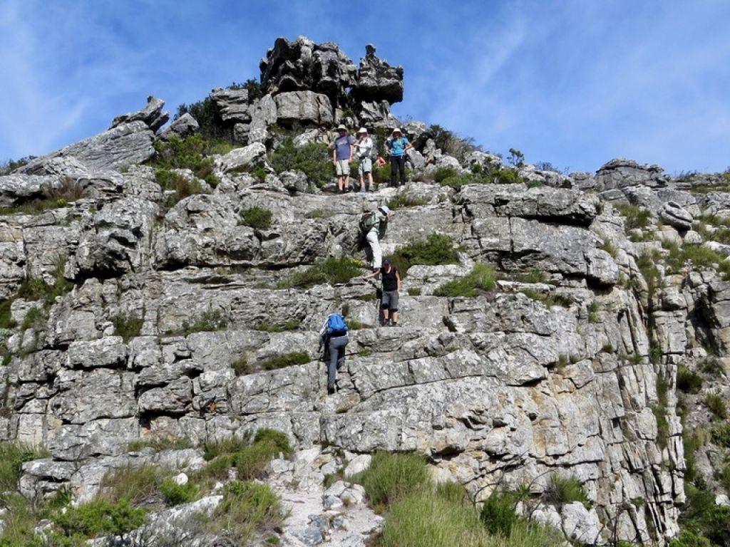 St Paul's Peak, Table Mountain