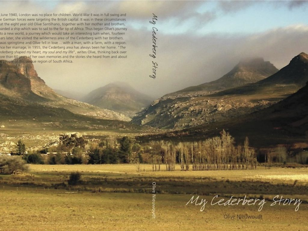 """My Cederberg Story"", by Olive Nieuwoudt"