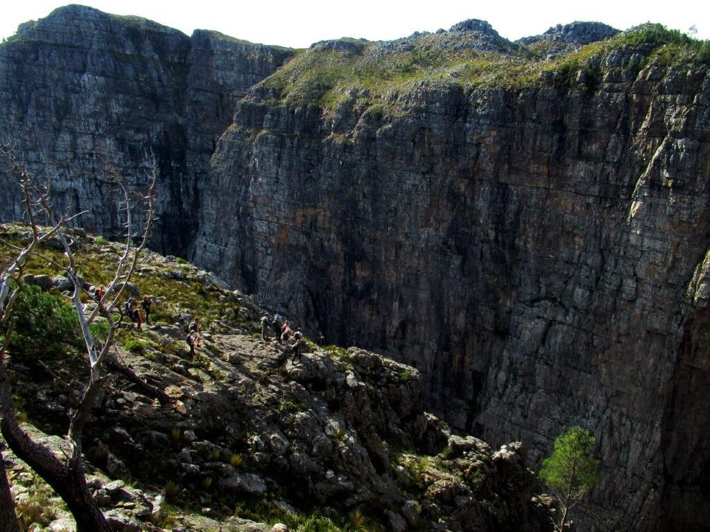 Dragoon Buttress and Duiwelskloof